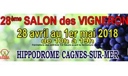 Salon des vins - Cagnes sur Mer Mai 2018