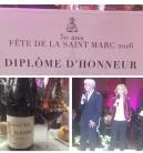 Diplôme d'honneur Vin Di Felibre 2012