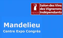 Salon des vignerons indépendants - Mandelieu La Napoule (Côte d'Azur)