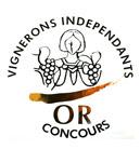 Vignerons Indépendants - Médaille d'Or